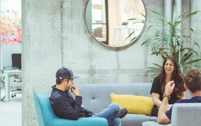 5 Reasons Why People Thrive in Coworking Workspaces